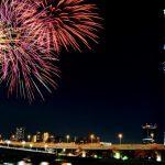 多摩川花火大会の令和元年の日程や見どころ、穴場スポットのご紹介!