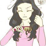 髪の毛の静電気の3つの原因と即効で効果的な静電気防止法5選とは!