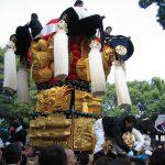 新居浜太鼓祭り2020の日程と見どころ。四国三大祭りの喧嘩の場所や歴史は?