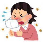 花粉症の症状で喉のイガイガする!咳が出る、かゆみの原因とは?