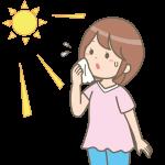 日光の紫外線を浴びると皮膚ガンになるって本当?