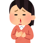 鼻血を止める手順とは?鼻血が出たら上を向いて首をトントン叩くは間違いって!