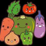 がん予防に野菜と果物がいいって!その摂取量と心臓病、脳卒中の関係とは!!