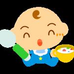 赤ちゃんのアトピー?離乳食前はアトピーにならないって??