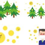 スギ花粉の飛散量激増!花粉症とアレルギー性鼻炎はどう違うの?