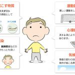 アトピーが悪化した!小児喘息に移行するのを防ぐには?