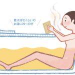 入浴のカロリー消費は?冷え性を改善して夏までにダイエットする方法とは!