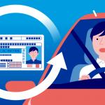 コロナもあって運転免許証の更新期間が過ぎてしまった!?最悪は免許の取り直しも!